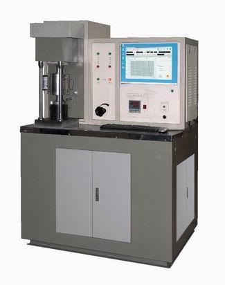 MMU-10G屏显式高温端面摩擦磨损试验机