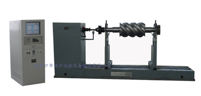 YYW-2000型硬支承平衡机